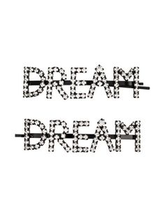 Ashley Williams Dream Crystal Hair Pins In Black Ashley Williams, Hair Supplies, Just Girl Things, Dream Hair, New Sign, Girls Dream, Black Crystals, World Of Fashion, Hair Pins