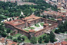 Castel Sforzesco- Milano