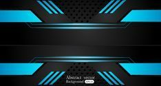 Youtube Banner Backgrounds 2048x1152 Fundo Preto Azul Metalico Abstrato Youtube Banner Backgrounds Youtube Banner Template Youtube Banners
