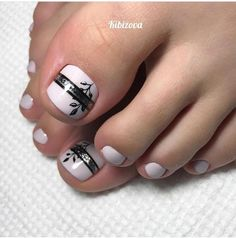 Santa Nails, Beauty, Feet Nails, Beauty Illustration