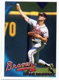 """Dale Murphy was one of the main reasons I started watching the Braves """"back in the day."""" ;-)"""