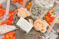 Allestimento di una sweet table.... By Casa Della Sposa Verona...
