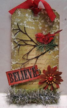Technique Tuesday is all about Christmas Rene has gone and done it again! Her projects for technique Tuesday are simply beauitful! If you haven't signed up yet you better hurry because this class is always a sell out.