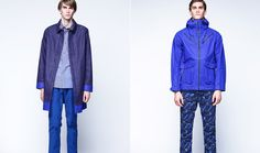 White Mountaineering Spring/Summer 2015 — this.hearts.on.fire.