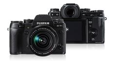 """FUJIFILM X-T1 """"Multi Mode Viewfinder"""" The world's fastest** display with a lag-time of just 0.005 sec. X-Trans™*** CMOS II & EXR Processor II Weather Resistant - dust-resistant, water-resistant and -10°C low-temperature operation."""