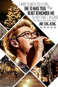 I Want to Write You a Song - One Direction