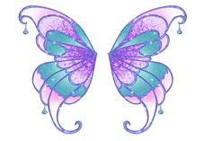 Grace Enchantix Wings by ColorfullWinx.deviantart.com on @DeviantArt