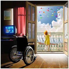 Imagination is the highest kite one can fly...  artist: Erdinc Altun http://erdincaltun.deviantart.com/ —