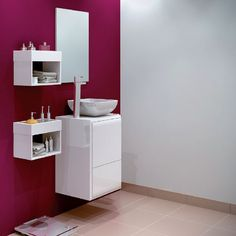 idropittura murale colorata life style - 4 l - disponibile in 15 ... - Leroy Merlin Mobile Bagno Laura