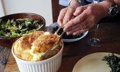 Simon Schama's cheese souffle recipe | Life and style | The Guardian
