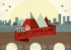 Secret Supper Club - Denver... Sounds interesting
