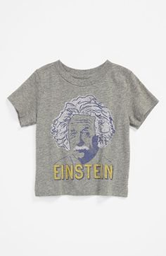 Peek 'Einstein' T-Shirt (Baby Boys) available at #Nordstrom