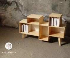 MADERÍSTICA carpintería diseño