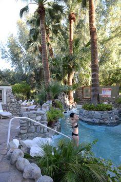 Visit our Hot Springs in Palm Springs, CA