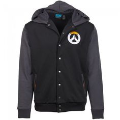 Overwatch Hooded Jacket(Size-:Large) REALLY WANT THISSSSSS