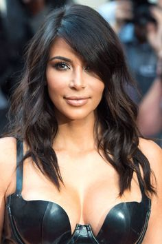 Best Haircuts Fall 2014 - Fall Hair Ideas - Harper's BAZAAR - Long Layers with sideswept bangs
