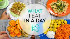 Cosa mangio in 1 giorno #9 | What I eat in a day