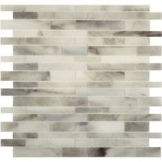 """Sheet size: 12"""" x 12""""     Tile Size: Random Bricks     Tiles per sheet: 72     Tile thickness: 1/8""""     Grout Joints: 1/8""""     Sheet Mount: Mesh Backed     Sold by the sheet"""