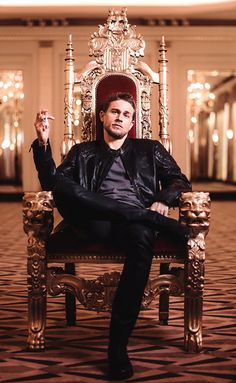 King Charlie.