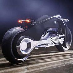 BMW Motorrad Vision Next 100 Motorcycle (5)