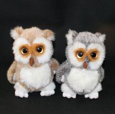 Cute Stuffed Animals Toy Big Eyes Owl  Plush Doll  Children's  Toys Gift //Price: $US $19.72 & FREE Shipping //     #toyz24
