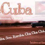 DeCuba im La Pachanga  Kubanische Rhythmen! Das Motto am 20.08 geht an alle Kubaliebhaber! DJ Alberto spielt die heißesten kubanischen Rhythmen. Cuba Libre: 5 Euro Eintritt: 5 Euro (3 Euro SC-Mitglieder) Einlass: 21:30 La Pachanga Mercedesstraße 9 70372 Stuttgart #dance #stuttgart #salsa #kizomba #bachata #reggaeton #chachacha #tanz #musik #boeblingen #ludwigsburg #heilbronn #wuerzburg #lapachangastuttgart #clubcharanga #clubchangui #salsacompany #tanzschule #warumsalsacompany #happy []…