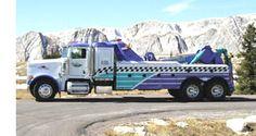 Heavy Duty Tow Truck Wyoming