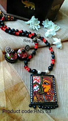 1000 ideas about kerala jewellery on pinterest kerala for Mural jewellery