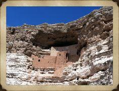 Montezuma's Castle, Arizona  (Olson photography)