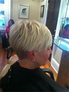 Short undercut By Maritza Brint @SALON39