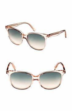 f141f9ff0638 Céline 57mm Square Sunglasses Italian Sunglasses