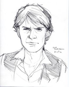 Star Wars - Han Solo by Phil Noto *
