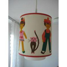 hanglamp kind & dier