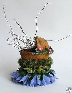 The Whittaker's Miniatures: Thatching tips and Fairy Pics!!