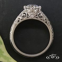 Design Your Own Unique Custom Engagement Ring and Unusual Wedding Bands in Gold and Platinum - Custom Jewelry Gallery