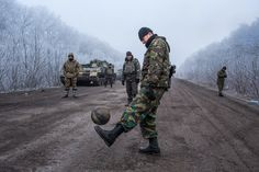 Despite Truce, Shelling Continues in Parts of Ukraine - NYTimes.com