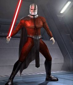 Darth Malak from Star Wars Knights of the Old Republic