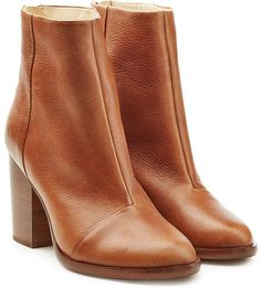 79b41dae51984 Rag   Bone - Leather Ankle Boots