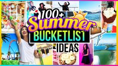 ♡ 100+ Fun Things to Do When You're BORED! | Ultimate Summer Guide + Buc...