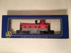 """VINTAGE NYC NEW YORK CENTRAL"""" LIGHTED"""" CUPOLA CABOOSE 17022 FREE SHIPPING #AHM"""