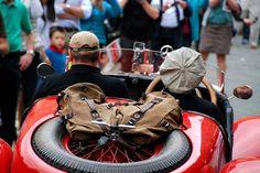 Mille Miglia 2015 Siena, Toskana | Nostalgic Oldtimerreisen
