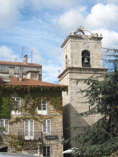 Ciudad Vieja. A Coruña. Galicia. Spain.