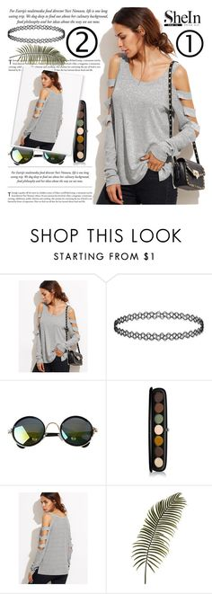 """""""SheIn Contest ♥"""" by av-anul ❤ liked on Polyvore featuring Marc Jacobs, topset, shein and avanul"""
