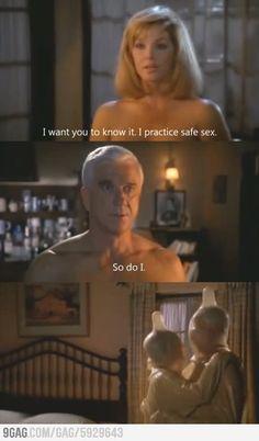 I practice safe sex