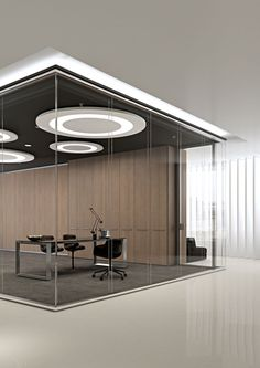 Kristal Twin double glass with Wall System equipped partition  //  ---  //  Kristal Twin doppio vetro con divisoria Wall System attrezzata