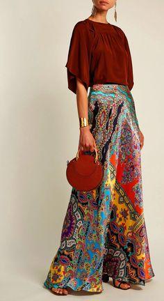 Modest Fashion, Boho Fashion, Fashion Outfits, Womens Fashion, Fashion Design, Fashion Trends, Pretty Outfits, Cool Outfits, Casual Outfits