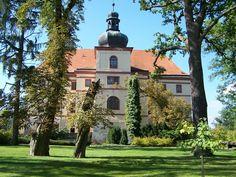 Lnáře - Zámecký park 2