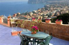 Holiday Apartment with in Sorrento, Campania,
