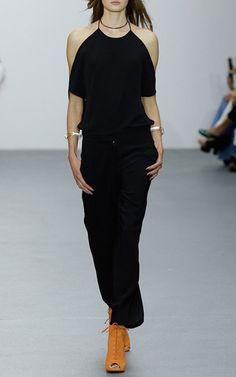 Esmerelda Jumpsuit by ISSA for Preorder on Moda Operandi
