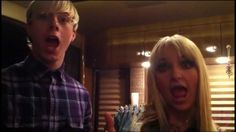 R5 Singing And Dancing To Kiss You - One Direction